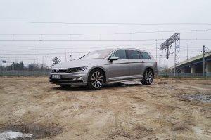 Volkswagen Passat Variant 2.0 TDI Bluemotion  190KM R-line.