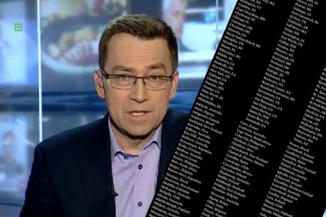 """Teleexpress nie poinformował widzów, że """"Spotlight"""" dotyczy skandalu w Kościele. Orłoś: Nie widziałem jeszcze filmu"""