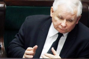 Jarosław Kaczyński przemówił w Sejmie