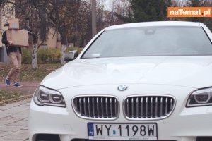 BMW M550d xDrive w tej wersji kosztuje 480 tys. złotych.