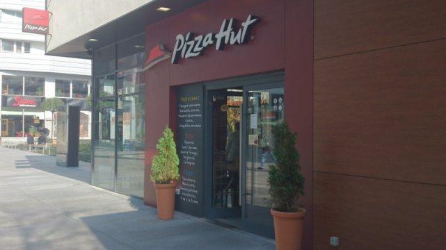 "Restauracja ""Pizza Hut"""
