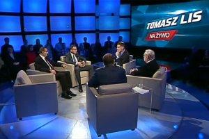 Goście Tomasza Lisa byli prawie jednomyślni w sprawie tego, iż prezydent Duda i PiS popełniają błąd w sprawie zamachu na ustrój Trybunału Konstytucyjnego.