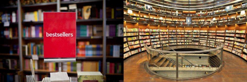 """Księgarnie opanowały książki """"lekkie, łatwe i przyjemne"""", za to ze świecą można szukać klasyków literatury."""
