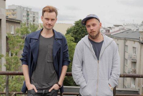 Bartek Kraciuk i Norbert Redkie
