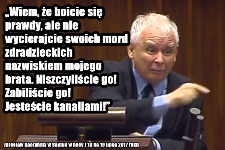 """Zdradzieckie mordy"""" Kaczyńskiego. Ustalenia prokuratury   naTemat.pl"""