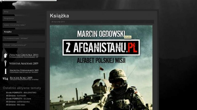 Fot. zAfganistanu.pl