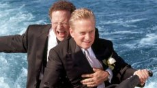 """Albert Finney i Michael Douglas w komedii """"Teściowie"""""""