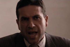 """Marcin Dorociński jako Ladislav Vanek w filmie """"Anthropoid""""."""
