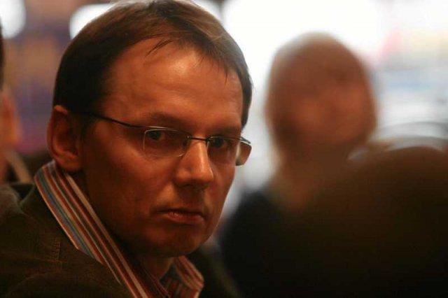Założyciel Salonu24, publicysta Igor Janke.