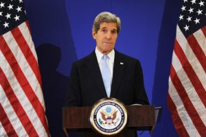 Sekretarz stanu USA John Kerry.