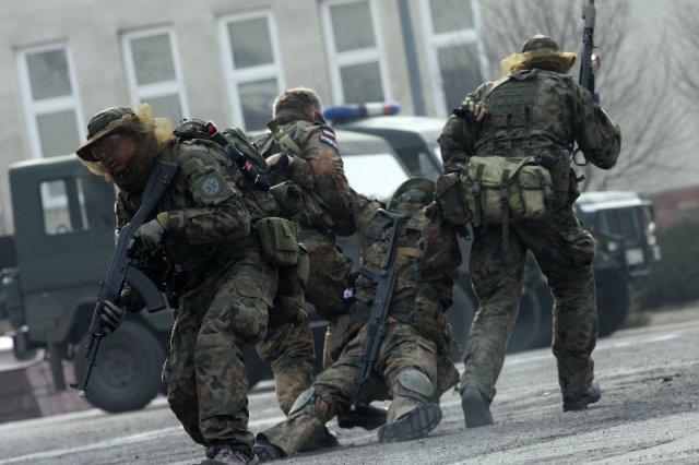 Organizacje paramilitarne organizująsięw federację i zaczynają współpracować z Ministerstwem Obrony Narodowej