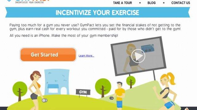 strona startowa gympact.com