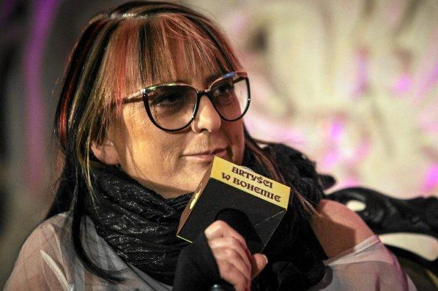"""Magda Jethon, dyrektor radiowej """"Trójki"""". Stacja jest współorganizatorem akcji """"Orzeł może"""""""