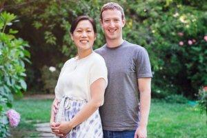 Żona Zuckerberga - Priscilla Chan - jest w zaawansowanej ciąży.