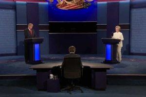 W trzeciej debacie prezydenckiej w USA Donald Trump popełnił poważny błąd.