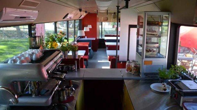 Przystanek Cafe