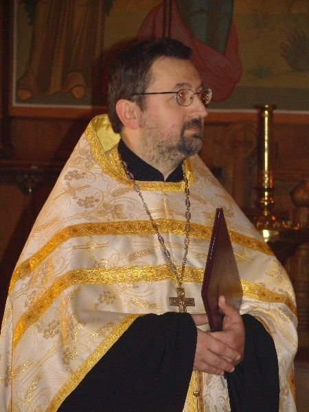 ks. Jan Kojło, dyrektor Radia Orthodoxia