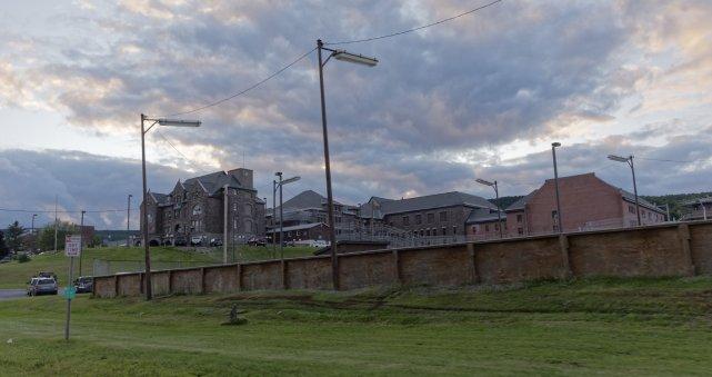 Warsztaty więzienia Clinton Correctional Facility w Dannemora.