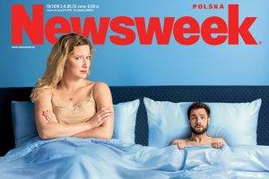 """""""Newsweek"""" ogłasza """"koniec świata samców""""."""