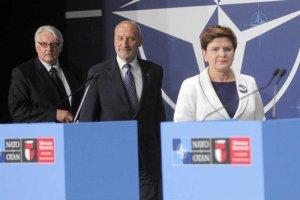 NIK zarzuciła PiS niegospodarnośćprzy wyborze logotypu na Szczyt NATO.