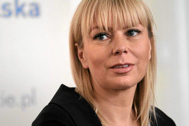 Elżbieta Bieńkowska – nowa wicepremier, która stanie na czele połączonych ministerstw.