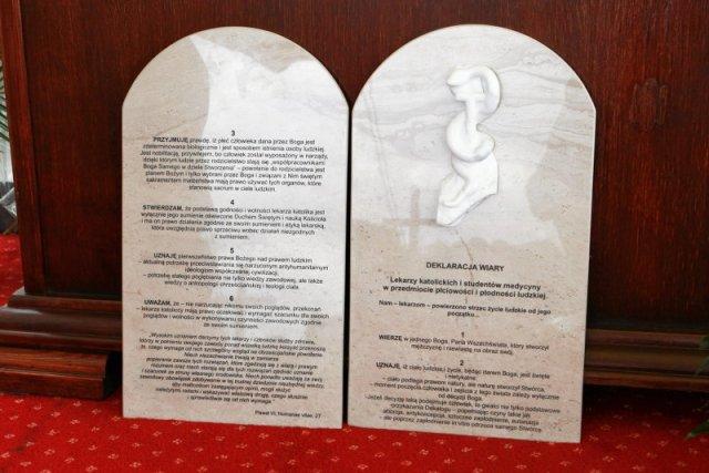 """Prezes Katolickiego Stowarzyszenia Lekarzy Polskich o """"Deklaracji wiary"""": nie widzę żadnego powodu do kontrowersji."""