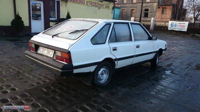 Polonez 1.5, hatchback z 1989 roku
