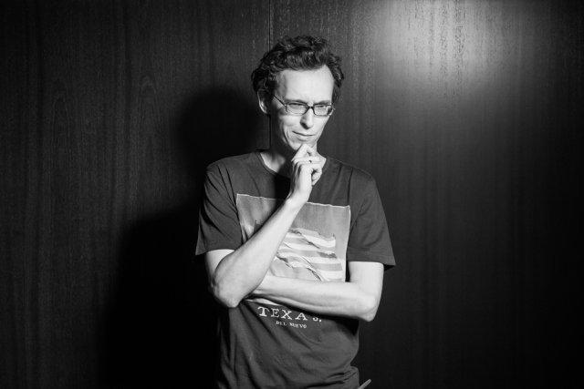 Szef KRRiT wystosował do redakcji naTemat pismo, w którym zwraca się o wprowadzenie zmian w tekście ASZdziennika. Na zdjęciu Rafał Madajczak - twórca ASZdziennika.