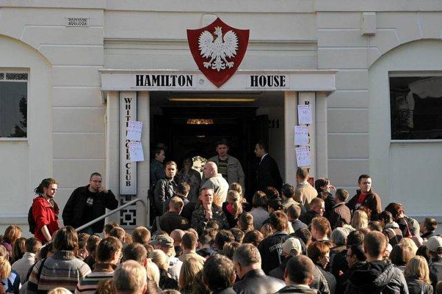 Polonia z Londynu głosuje w wyborach parlamentarnych