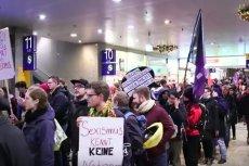 Protesty Niemców po sylwestrowych zamieszkach.
