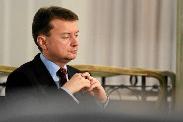 Mariusz Błaszczak nigdy nie uchodził za speca od służb, ale Jarosław Kaczyński uczynił go szefem MSWiA.