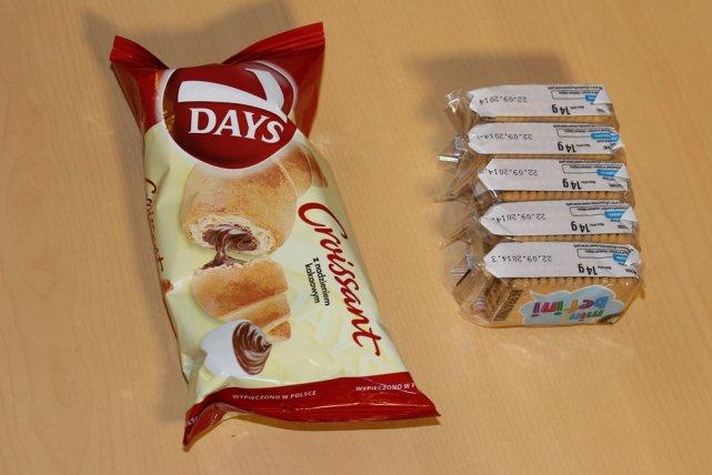 Rogaliki i herbatniki trafiły na listę zakazanych produktów