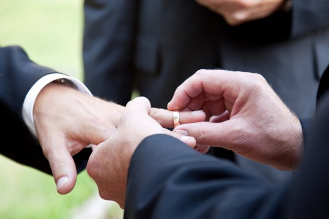 Po raz pierwszy w historii sędzia Sądu Najwyższego USA udzieliła [url=http://shutr.bz/17saPPi]ślubu homoseksualistom[/url].