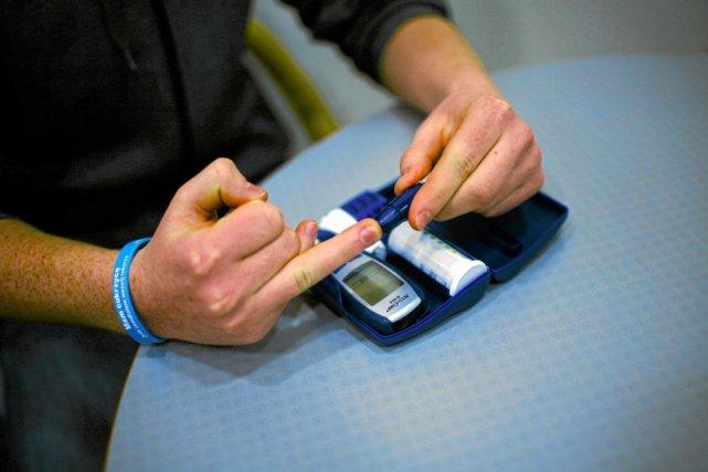 Cukrzyca wymaga od chorego dużej samokontroli.