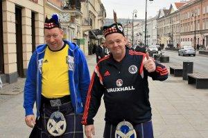 Czy ktoś inny niż Węgrzy mogą być bratankami Polaków? Szkoci pokazują kogo lubią!