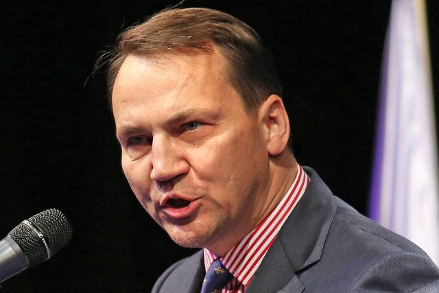 Image result for radek sikorski
