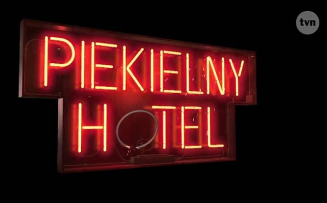 """Polska edycja """"Piekielnego Hotelu"""" rusza w marcu."""
