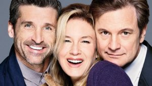 Bridget Jones i jej adoratorzy - Mark Darcy i Jack Qwant, czyli Renee Zellweger, Colin Firth i Patrick Dempsey
