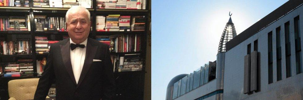 Yoram Reshef, niegdyś oficer izraelskiego lotnictwa, dziś robi biznes w Warszawie.
