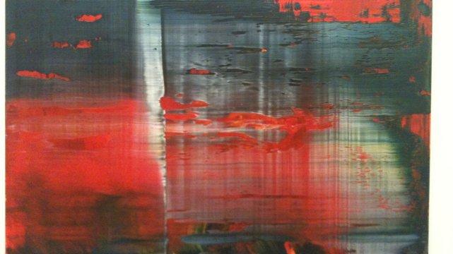 Praca Gerharda Richtera