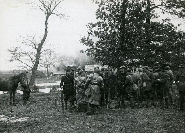 Sahryń, 10 marca 1944 r., akcja odwetowa oddziałów Tomaszowskiego Obwodu AK wobec ukraińskich mieszkańców wsi.