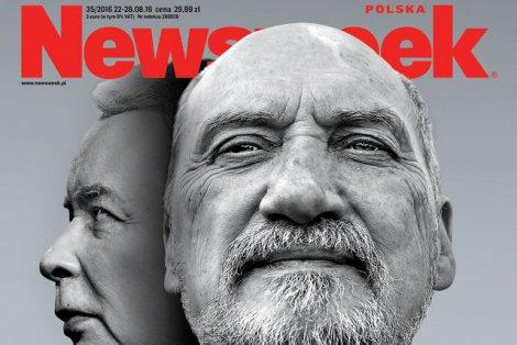 Wice-Jarosław. Antoni Macierewicz zbudował niezależną pozycję. Jest ważniejszy od prezydenta i tylko formalnie podlega premier.