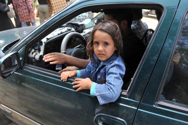 Syryjska rodzina uciekła z parafii, która jąprzyjęła (zdjęcie jest tylko ilustracjądo tekstu)