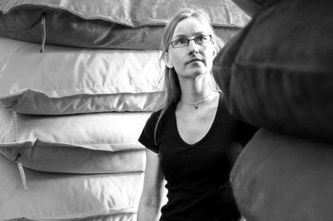 Agnieszka Kwiecińska znalazła w sobie odwagę, by po urodzeniu dziecka wystartować z firmą w branży, która była dla niej zupełną nowością.