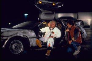 Niestety nowe DeLoreany nie będą umożliwiały podróży w czasie.