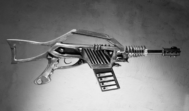 Broń, która od dziesięcioleci była jedynie fikcją literacką tworzoną na potrzeby opowiadań science-fiction, dziś wkracza do realnego świata. Prym w konstruowaniu broni przyszłości wiodą oczywiście Amerykanie.