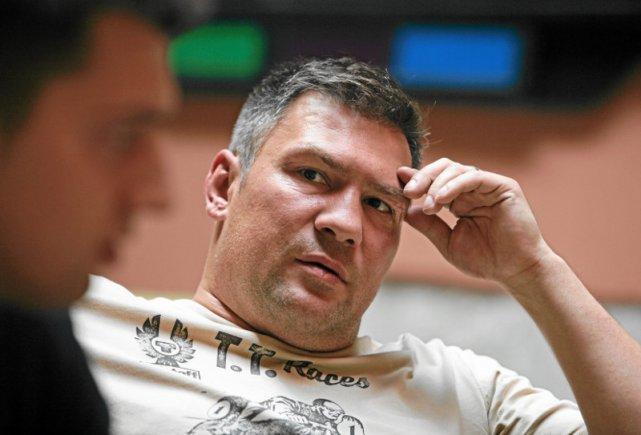 """Michalczewski: """"Mariusz pojechał po grubasie""""."""