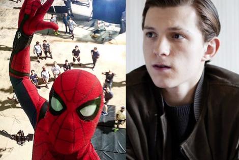 20-letni Tom Holland gra Spider-Mana.