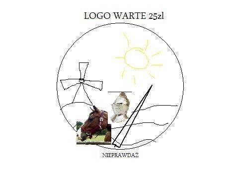 Logo wykonane na zlecenie Łukasza Wantucha