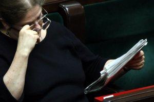 Pawłowicz przegrała proces z Olejnik.